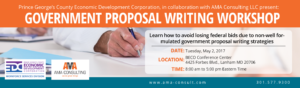 Government Proposal Writing Workshop